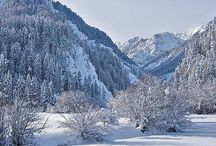 Krajobraz - Zima