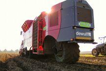 Landbouw voertuigen