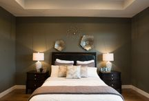 Master bedroom / by Becky Mikeal