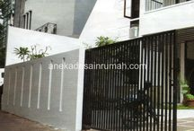 Pagar Rumah -- The Fence