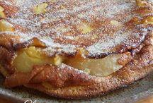torta de maçã francesa