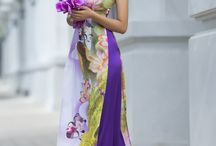 فستان فيتنامي