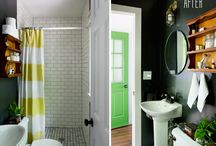 Bathrooms / by Shana Hong