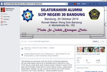 Forum Silaturahim Alumni SLTP Negeri 30 Bandung