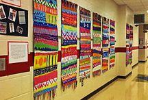Central American Art_Kids / Project Week_Elementary School