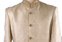 "Bollywood Mens Sherwani / Kurta sets / Sherwanis in sizes up to 52"" available in store"