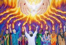 ZESŁANIE DUCHA ŚWIĘTEGO / PENTECOST