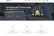 Hosting Page