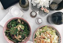 Vegan + Gluten Free foods / Eat your way back to good health.