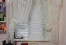 шторы на кухню. авторкие модели. дизайнер Ольга Данилова / http://vk.com/love.curtains