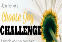 Choose Joy / As moms we set the tone in our home. Join me as we choose joy! This board will contain posts from my #choosejoychallenge as well as encouraging posts to help us choose joy in our everyday lives.