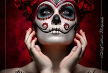 sugar skulls / by kRyStLe  ThE aUtOmAtIc  PiStOl