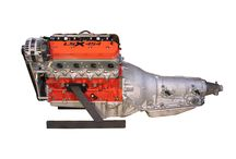 LSx 454 Alternator Only with 4L85E / LSx 454 Engine with Alternator Only Serpentine Kit and 4L85E