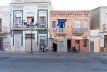 """""""Cabanyal"""", (Valencia) / @Fotografías  de un @barrio de @Valencia (@España. @streetphotography, fotos del barrio @Cabanyal en Valencia"""