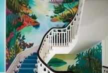 Frescoes And Murals / by Mabel Galiata