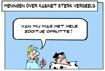 Toos en Henk / cartoons