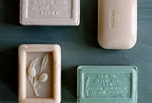 Inspiration :: soap & candles / by Sara Meagher