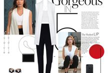 Nihan - get the look