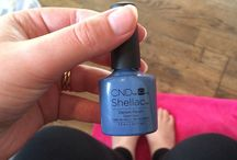 CND Shellac Nails -Manicures & Pedicures / A board for the Shellac manicures & pedicures I have.