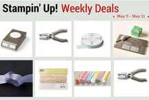 SU :: Promotions / Look here first for the latest and greatest deals in my store.