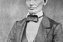 President #16 Abraham Lincoln/Photographs/Artifacts