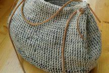 Crafts:Crochet Handbags Purses