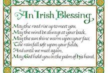 It's St. Patrick's Day, everyone is Irish tonight!