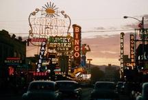 Vintage Vegas Pics / by Melissa Allen