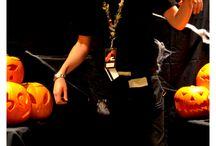 HRC Edinburgh - Halloween 2013 / Halloween antics at HRC Edinburgh!