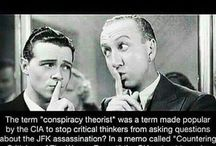 History & Government / Just a board to place interesting theories