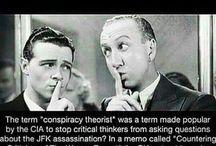 Teorii ale conspirației