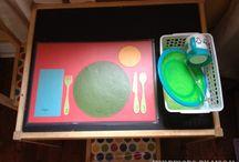 Montessori Practical Life / by Keerun Mehkri