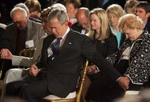 President George Bush / by Kate Thompson
