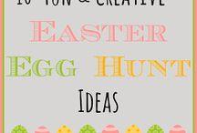 Easter / by Jenny 'Van Grunsven' Crabbe