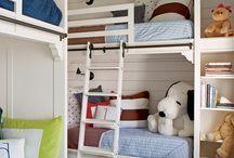 Çocuk odası için fikirler