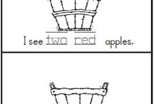 PreK Apple Theme / by Julie Krieger