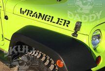 Wrangler Decals