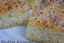 Ekmek/Börek