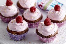   Food - Baking   / Pie, cake, taart, brownie, chocolate, chocolade, chocola, muffin cupcake, koek, sweet, zoet, speculaas, stroopwafel / by Sanne Jonker