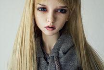 BJD / Dolls / #bjd #balljointeddoll #doll #dolls
