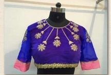 Different blouse