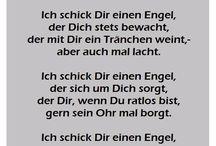 Gedichte auf Deutsch