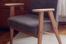 Mid-Ceuntry retro armchair