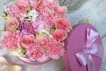 Virágdoboz - Flower box / Flower, Flowerbox, vintage