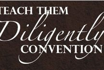 Homeschool Conference Posts / Here are some great testimonials and posts about Teach Them Diligently Homeschool conferences by your favorite writers, authors and speakers