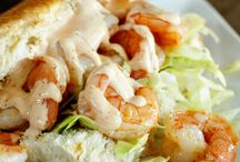 shrimp recipe ideas / by Mary Williams