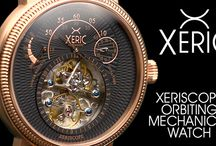 Xeric Xeriscope Automatic / XERIC Watches embody the art of timekeeping by fusing mechanical function with timeless form in a singular machine. Designed in California, XERIC watches are produced on an artisanal scale, making high-end mechanical features accessible to a broad cross-section of horological enthusiasts.  Stop strangers in their tracks with a mechanical time machine beating on your wrist. Meet the XERISCOPE.