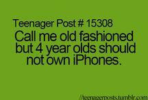 Teen posts