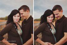 Maternity photo-shoot
