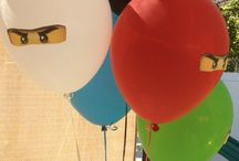 party ideas balloons